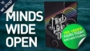 Minds Wide Open Trailer and Early Bird Price - 31st August, 2011