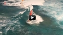 2012 Starboard Evo Compact Wave Board Clip - 25th July, 2011