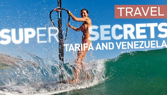 SUPer Secrets | Exploring in Tarifa and Venezuela