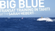 Big Blue | TransAt training in Tahiti