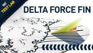 Delta Force | Concept Test Maui Ultra Fins Delta Wave Freeride