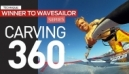 Windsurfing Technique | Carving 360