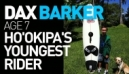 Dax Barker | Youngest Ever to Windsurf Ho'okipa
